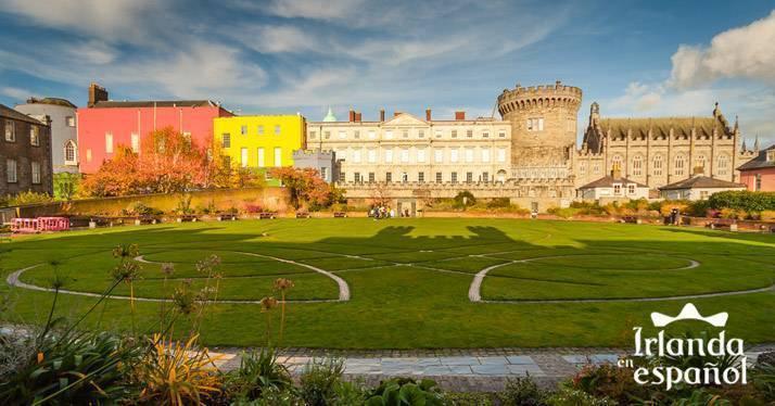 Castillo de Dublin Irlanda
