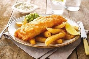 Gastronomia Fish Chips