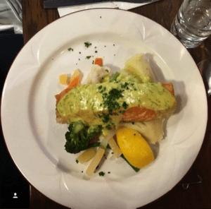 Salmon Irlandés