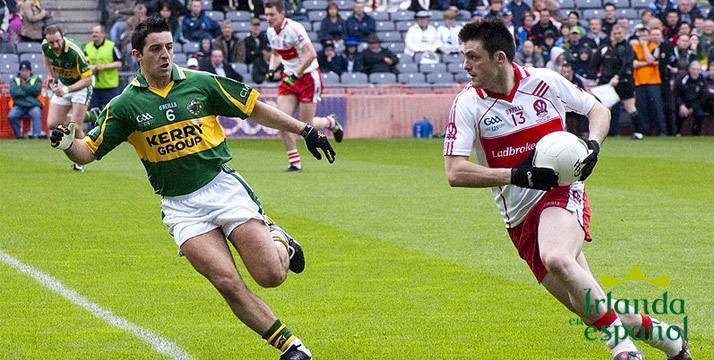 Los Deportes de Irlanda - Irlanda en Espanol - Futbol Gaelico