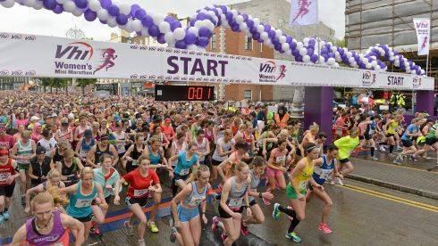 Women Mini Marathon