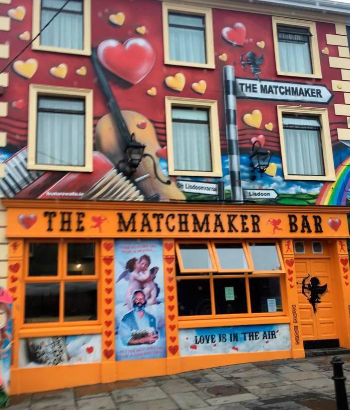 Lisdoonvarana matchmaker festival