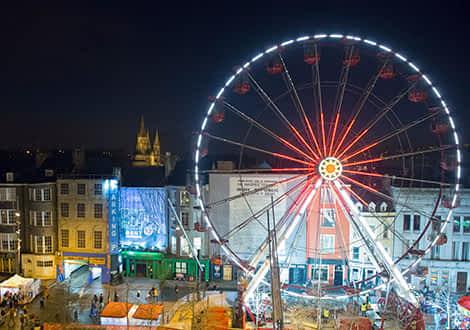 Mercadillo de Navidad de Cork Glow