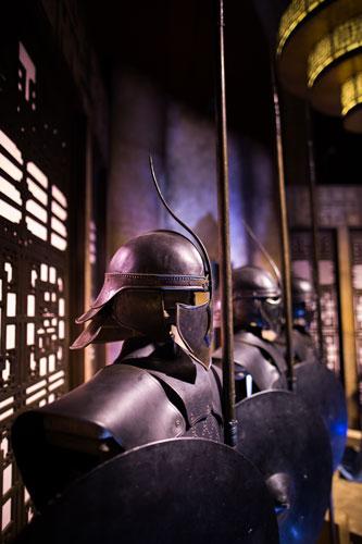 Expo Juego de Tronos Belfast Targaryen