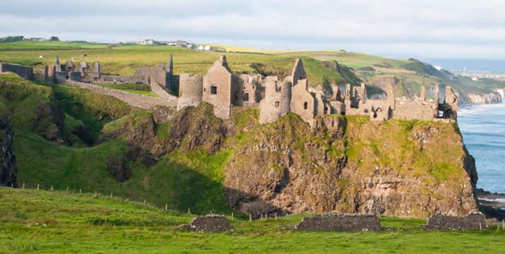 Castillo de los Greyjoy Juego de Tronos