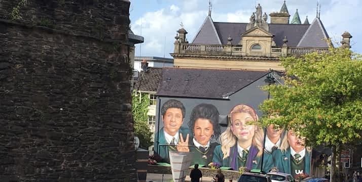 Derry Girls Irlanda del Norte