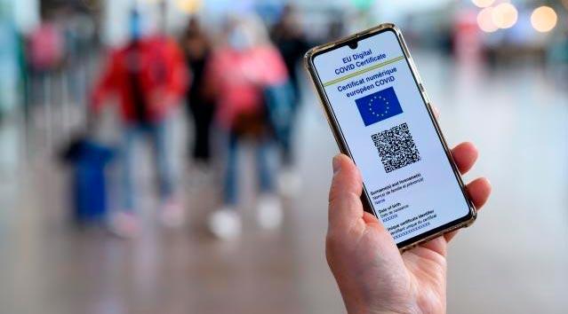 pasaporte covid europeo digital