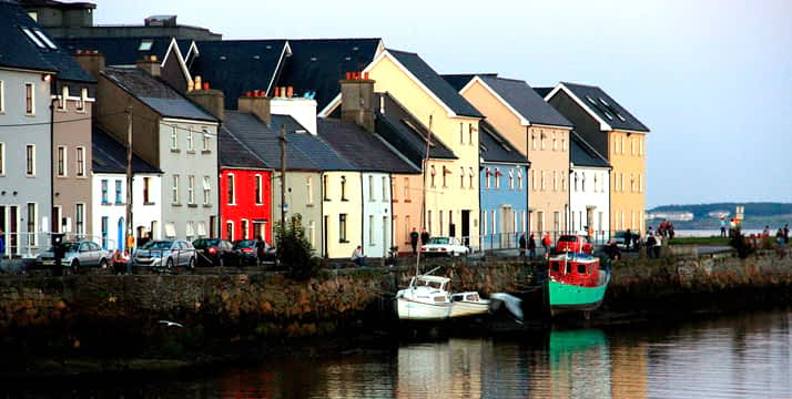 Galway río Corrib