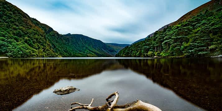Lago Vikingos Irlanda