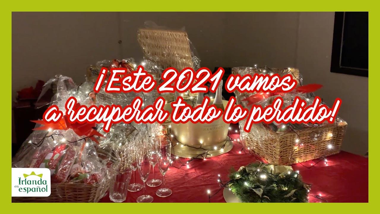 Feliz Navidad 2020 Irlanda en Español
